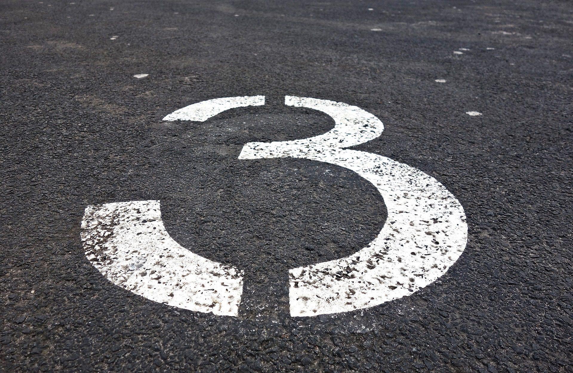 parking spot 3