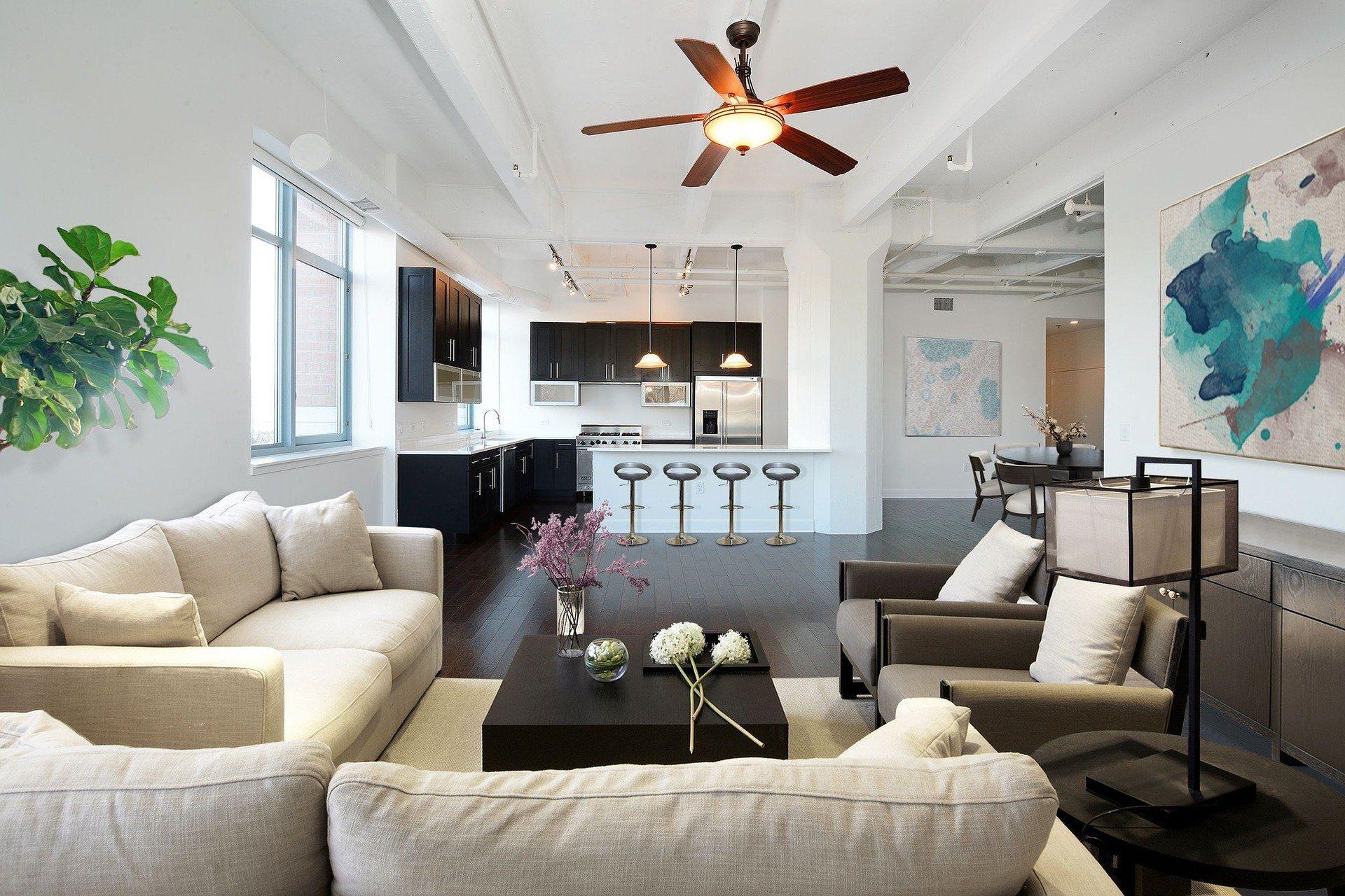 condo livingroom
