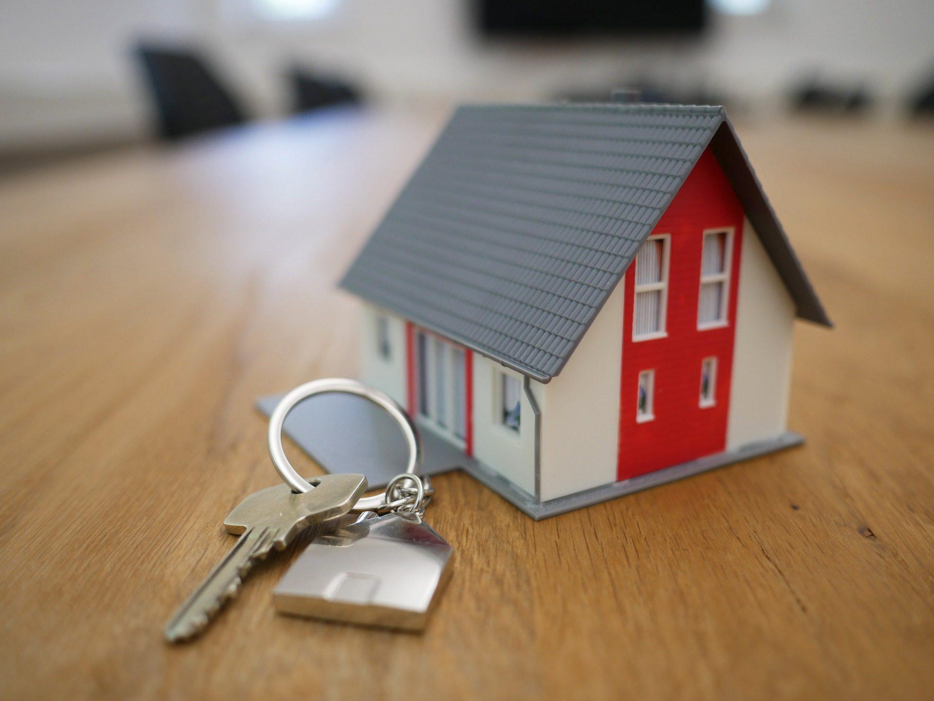 home or rental key